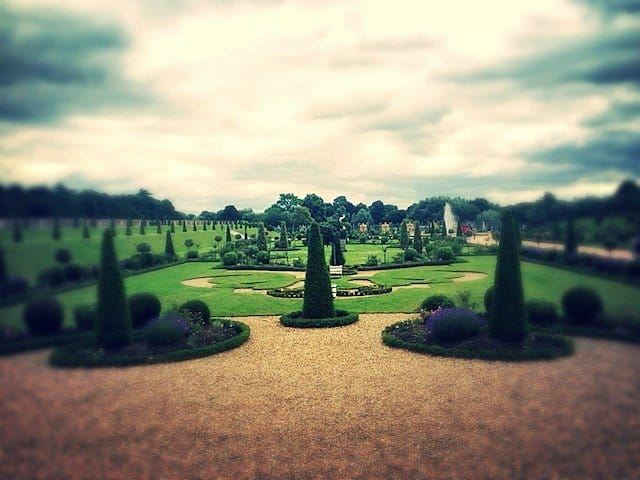 Hampton Court blog