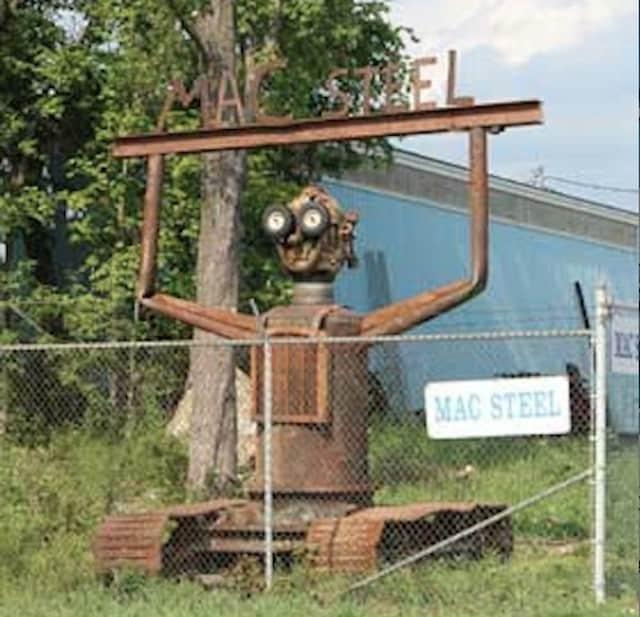 Mac Steel