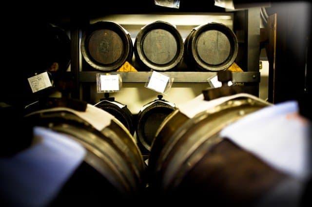Pedroni Balsamic barrels