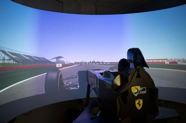 In-the-simulator