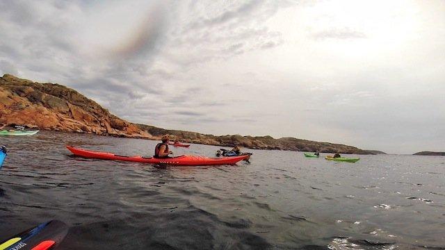 Sea Kayking