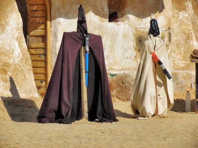 Tunisia Star Wars
