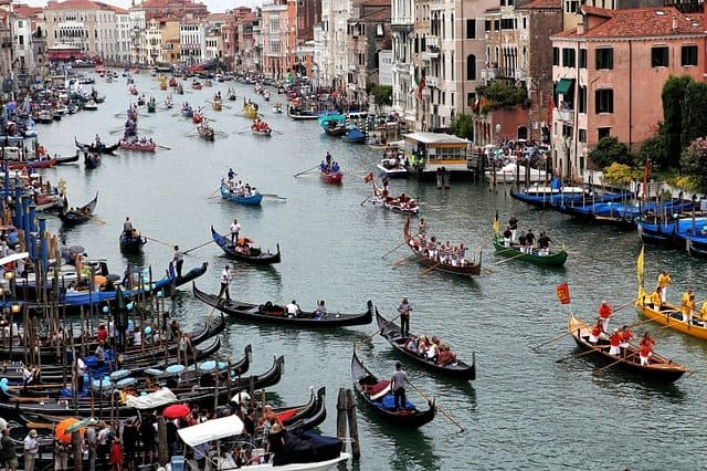 Venice Regata Storica Festival