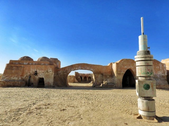 On the trail of Star Wars locations in Tunisia Global Grasshopper
