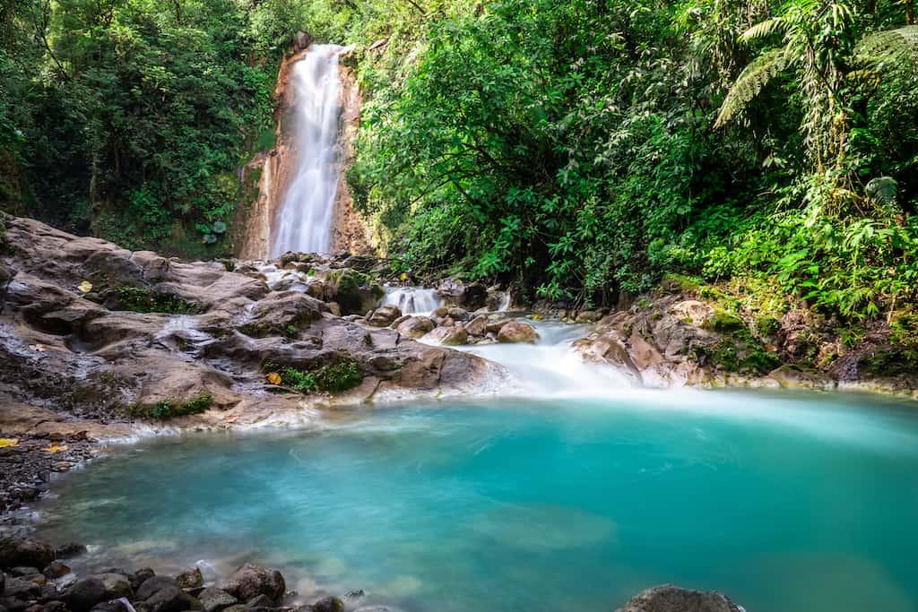 Bajos del Toro Costa Rica