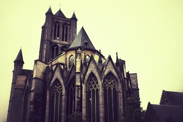 Cathedral Ghent