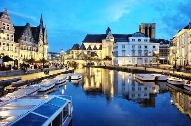 Ghent evening