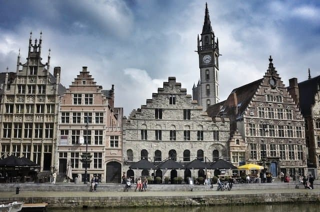 In BIG pictures: the beautiful town of Ghent, Belgium