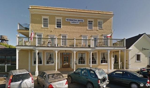 Mendocino Inn and Garden Suites in Mendocino