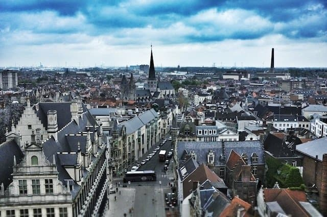 Pretty Ghent
