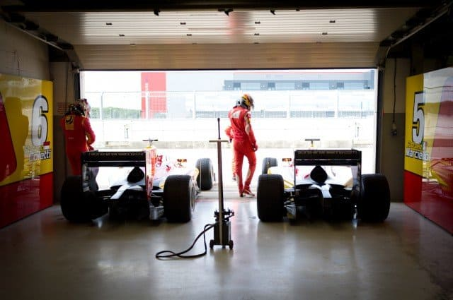 Inside the Ferrari Driver Academy: pole position #insideFDA Global Grasshopper