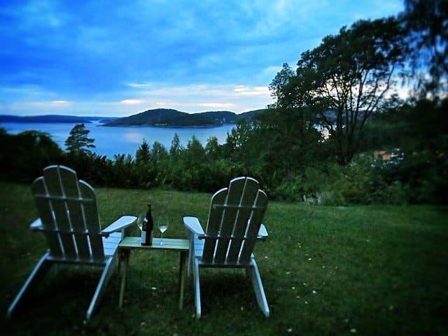 West Sweden fjords