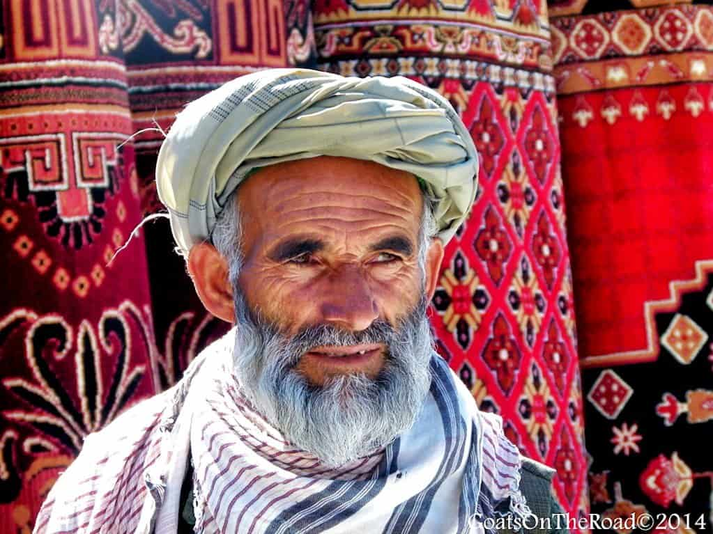 afghan carpet vendor
