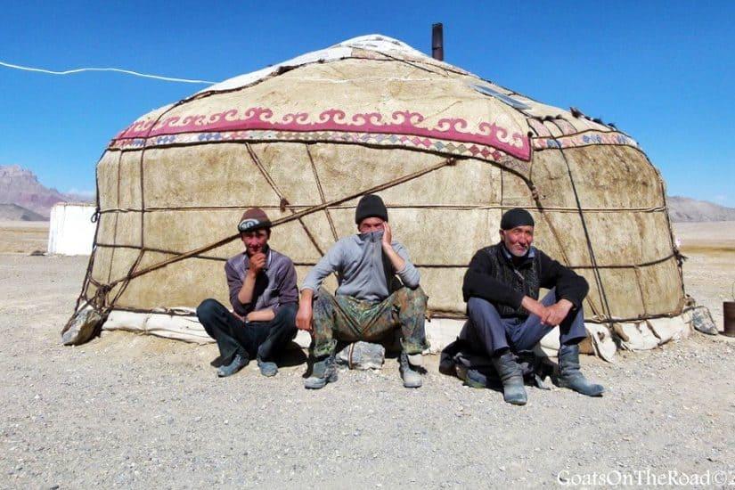 Tajik Men
