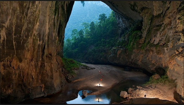 Hang Son Doong Caves