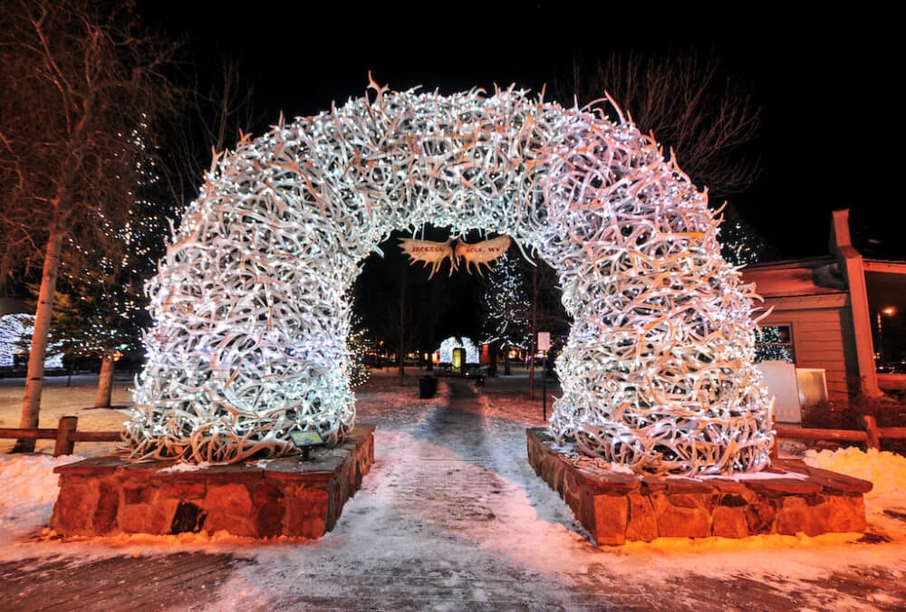 Winter Events in Wyoming