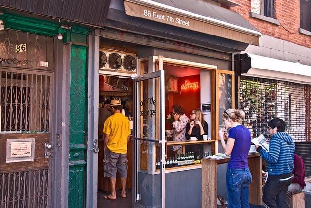 Abraco Espresso Bar