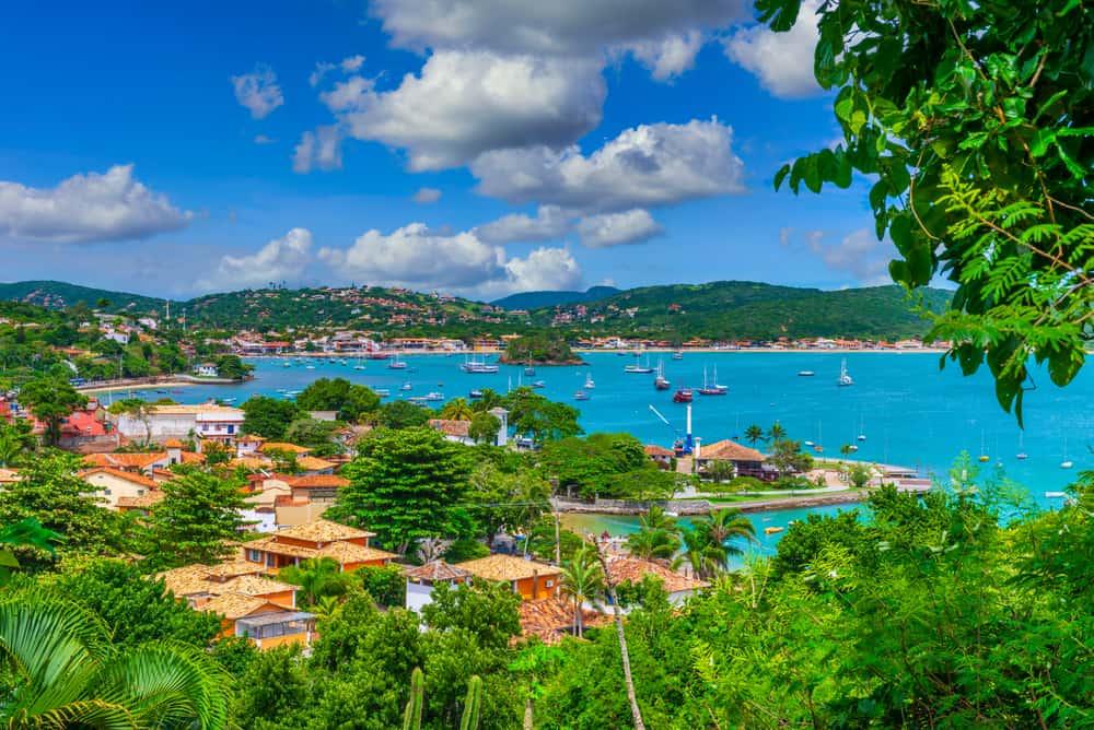 Búzios - pretty places in Brazil