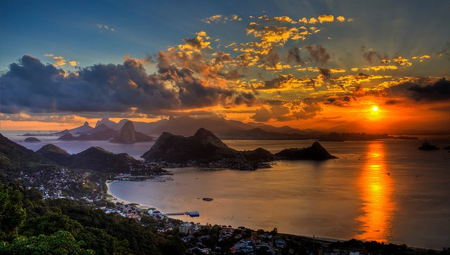 10 Of The Most Beautiful Places To Visit In Brazil: most beautiful cities in the us