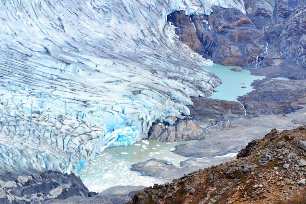 Glacier Patagonia National Park