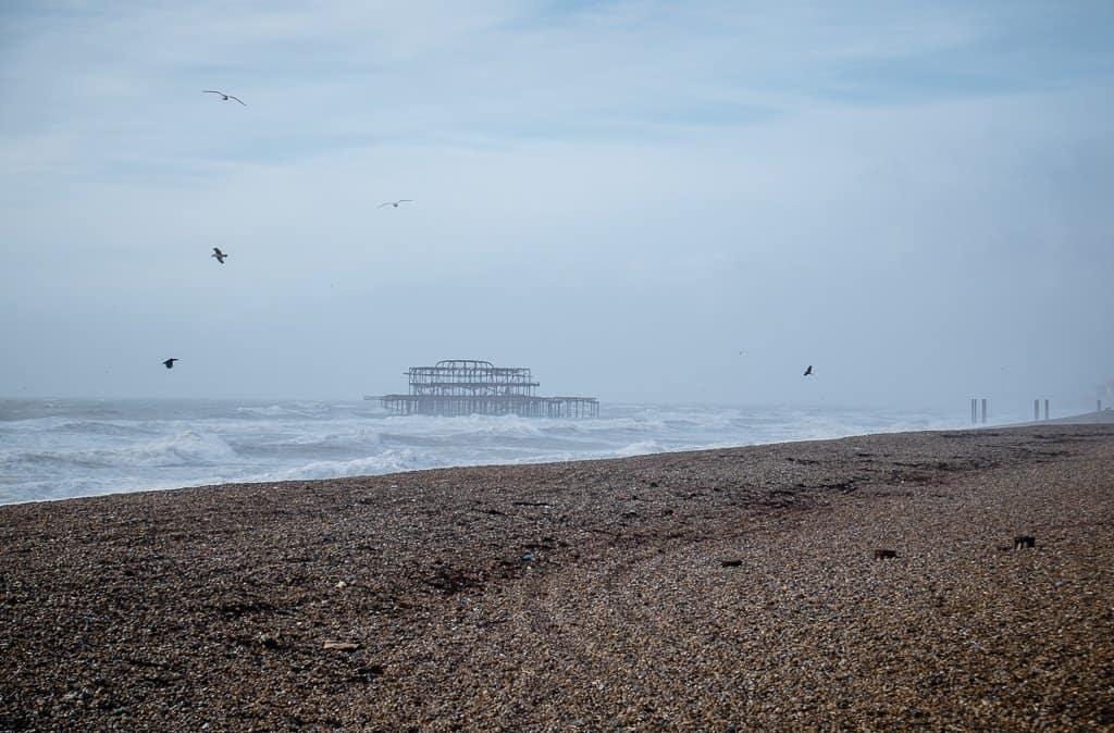 Stormy Brighton 2
