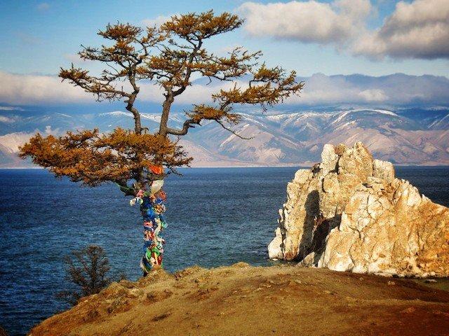 Lake Baikal views