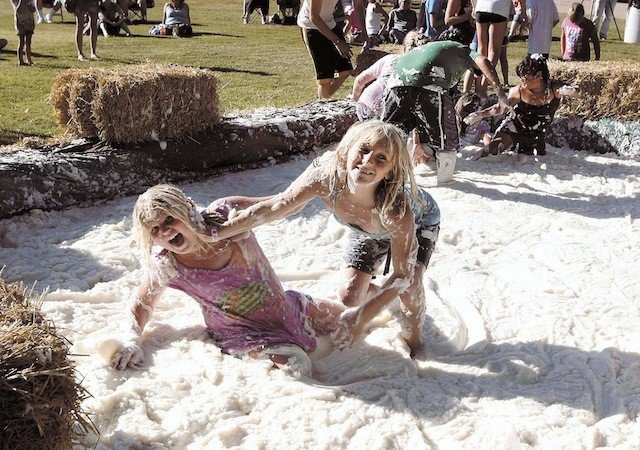 The most unusual kid-friendly festivals in the USA Global Grasshopper