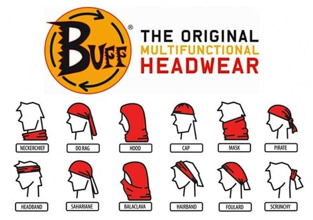 Buff Headwear review - the ultimate funky travel accessory? Global Grasshopper