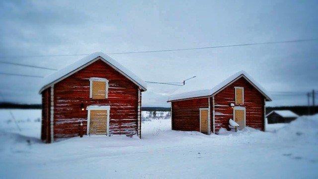 Finland huts
