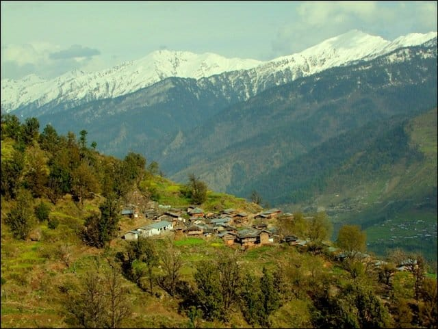 10 of the most beautiful villages to visit in India Global Grasshopper