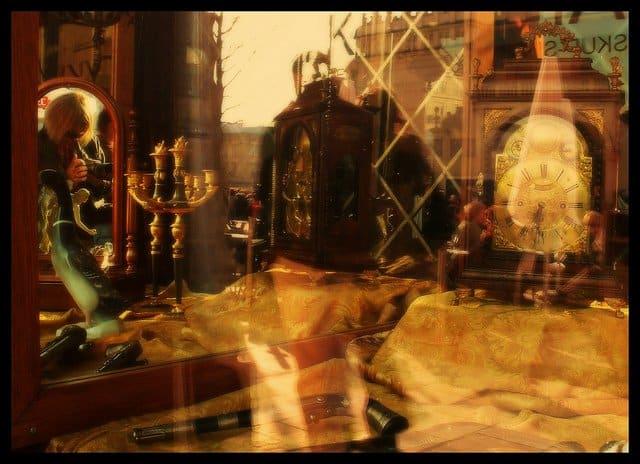 antiques Krawkow