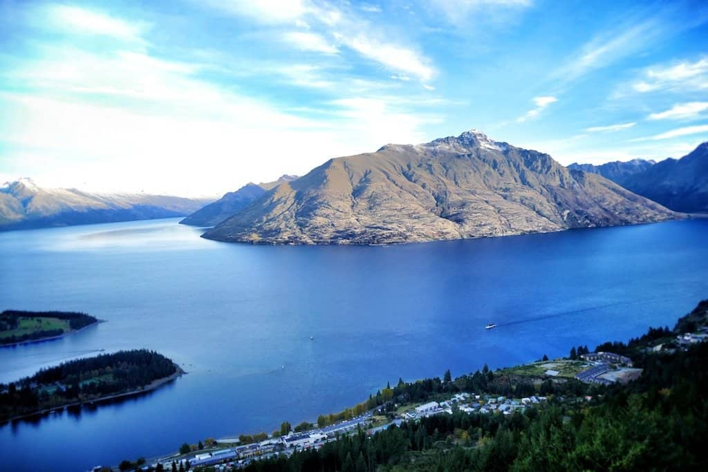 Queenstown moutain Views