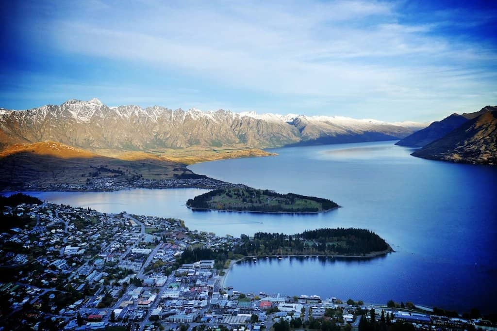 Queenstown - Top 10 places to visit in New Zealand
