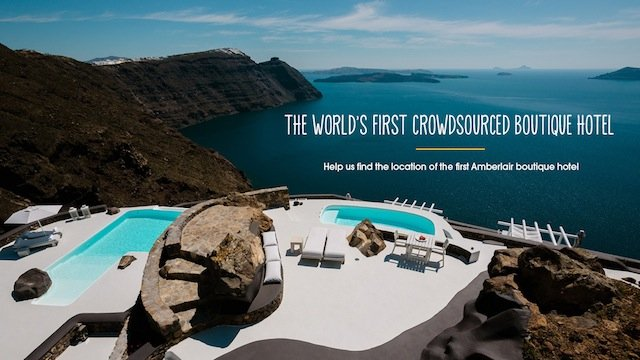 Amberlair - the world's first crowdsourced boutique hotel! Global Grasshopper