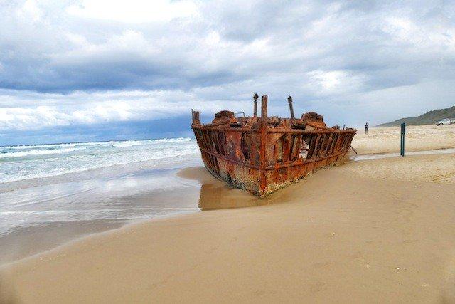 Fraser Island travel blog