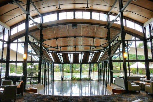 KingFisher Bay Lobby
