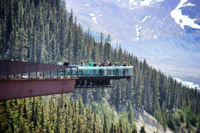 A Canadian adrenalin rush - a trip to Edmonton, Jasper and Banff Global Grasshopper