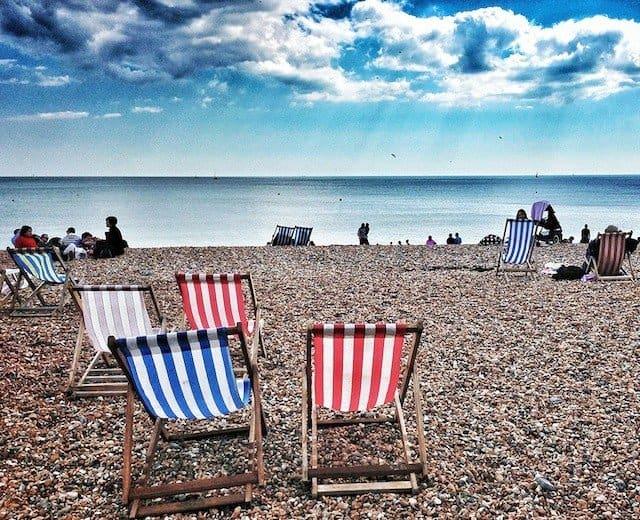 Brighton-deckchairs