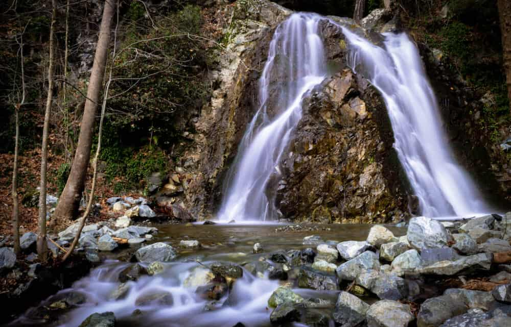 Caledonia Falls - places to visit in Cyprus