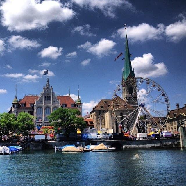 6 reasons why we think you should visit Zurich, Switzerland Global Grasshopper