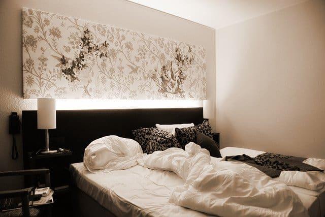 Hotel Bed Warmer