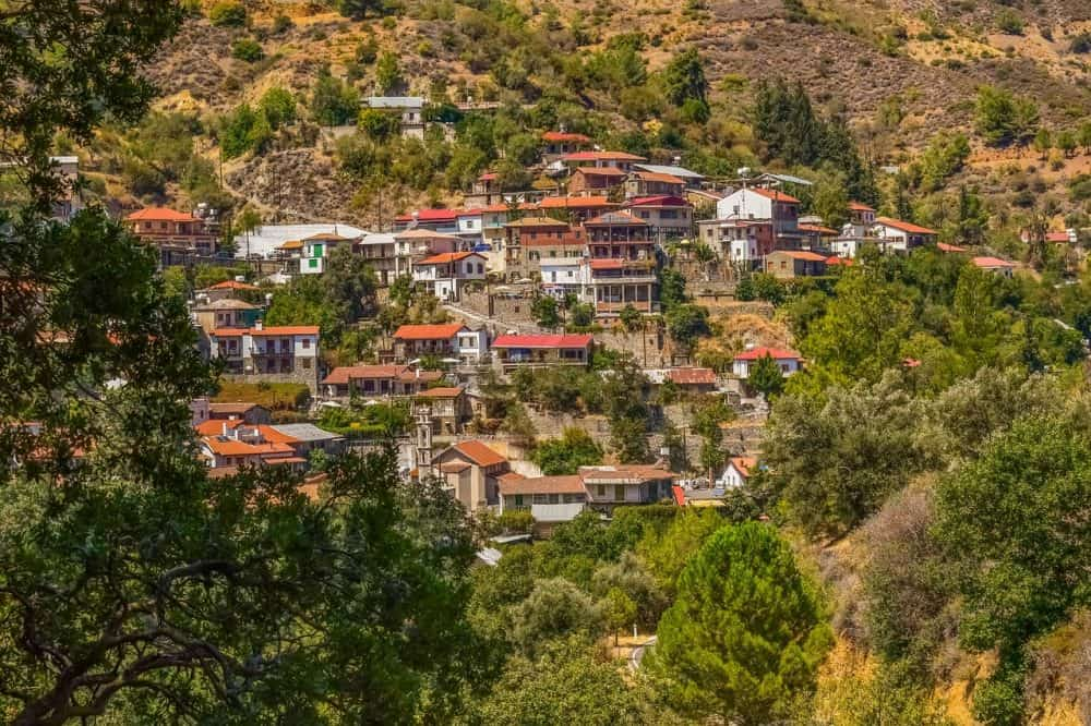 Kalopanayiotis Village Cyprus