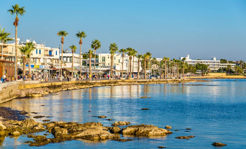 Paphos Cyprus - stunning places to visit in Cyprus