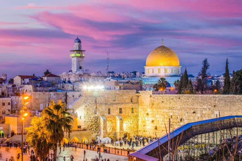 The most beautiful places to visit in Israel