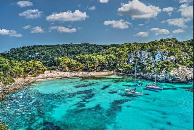 Beautiful Beach Majorca