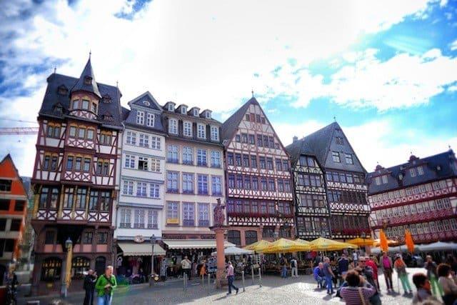Frankfurt Historic centre