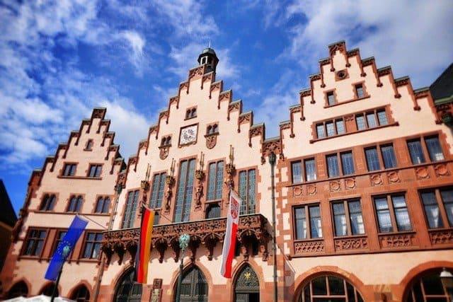 Frankfurt OLd buildngs
