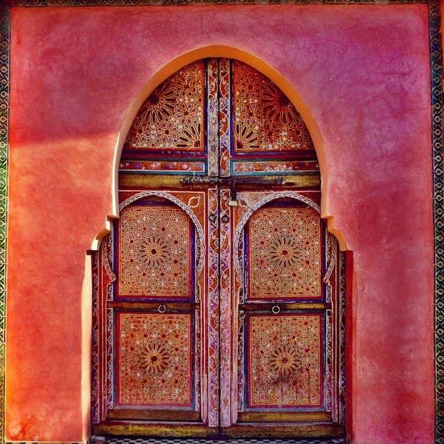 Morocco-Door1