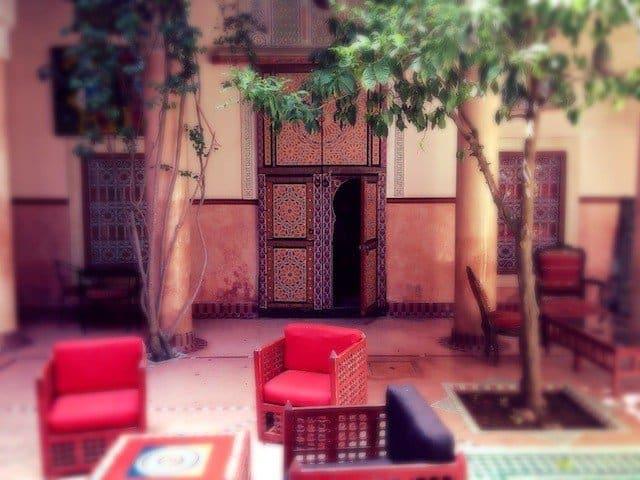 Riad-Marrakech