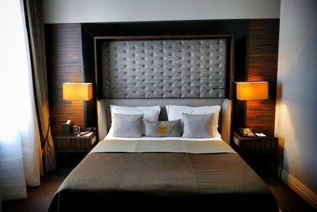 Steigenberger Frankfurter Hof Hotel room